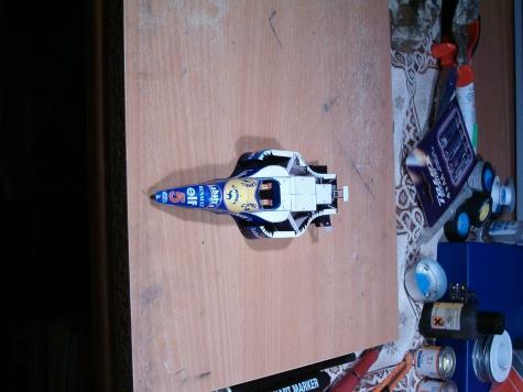 Williams FW 14B