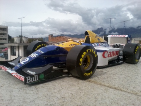 Williams Fw 15C