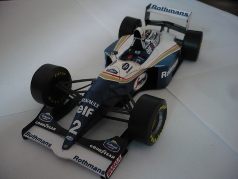 Williams FW-16