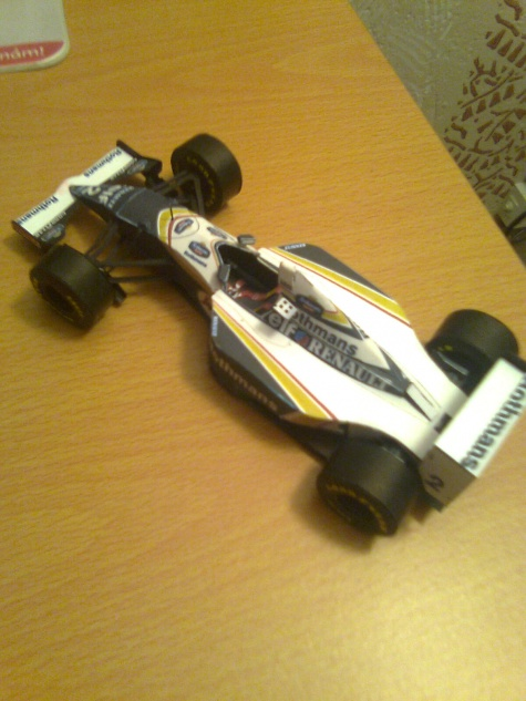 Williams FW-16 1994 A.Senna