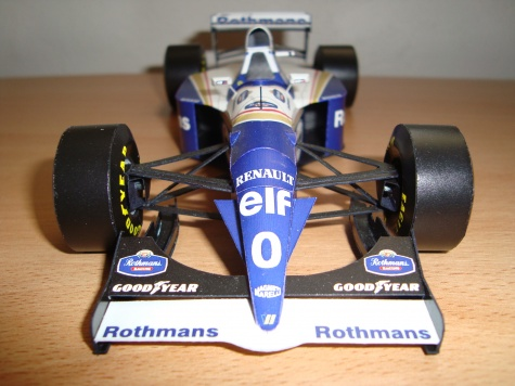 Williams FW 16 - 1994 - D.Hill