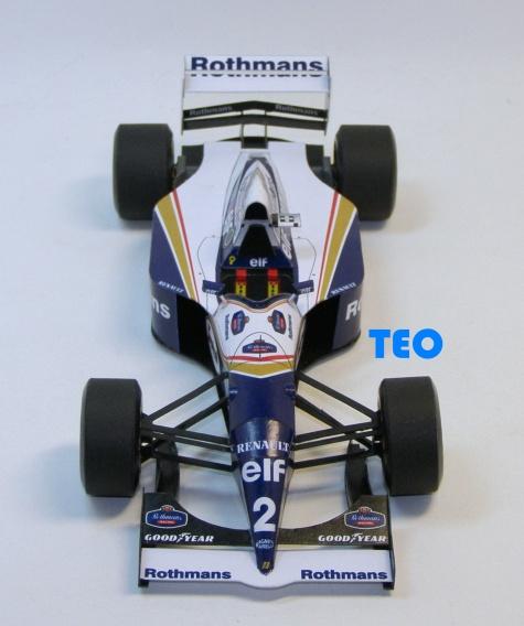 Williams FW-16