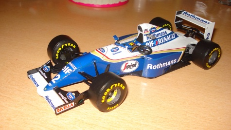 Williams FW 16