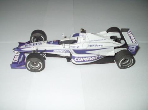 Williams FW 22