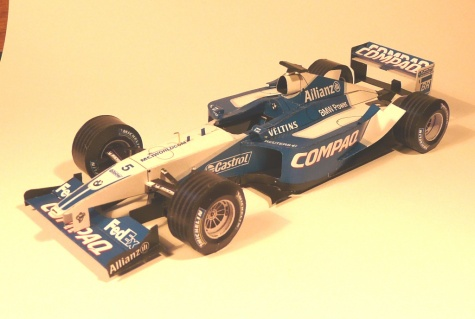 Williams FW 24, 2002