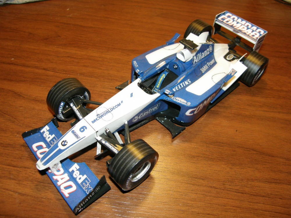 Williams FW 24