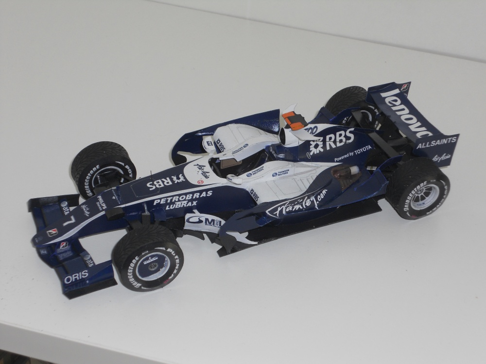 Williams FW 30 - GP Itálie 2008