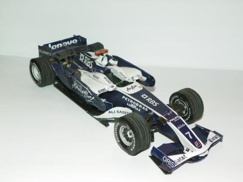 Williams FW 30 (GP Spain 2008)