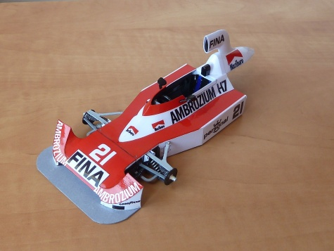 Williams FW04 (1975; Laffite)