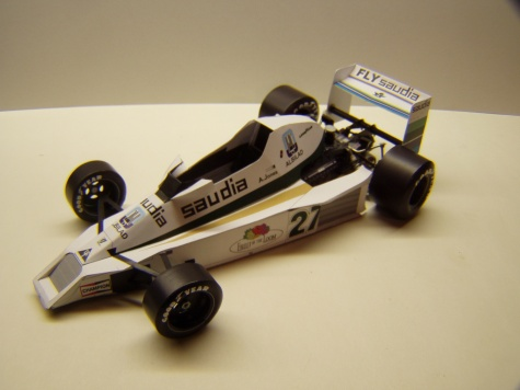 Williams FW06, 1978, A. Jones