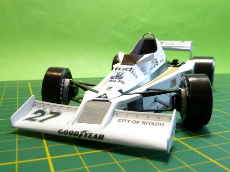 Williams FW06