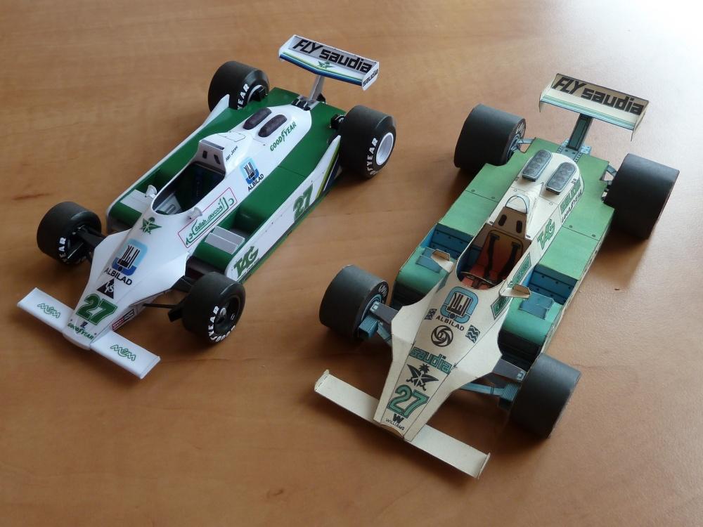 Williams FW07 (1979; Jones)