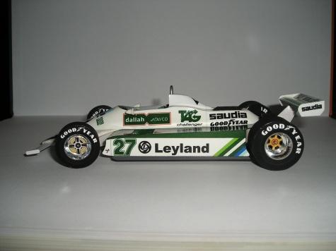 Williams FW07 / 07B