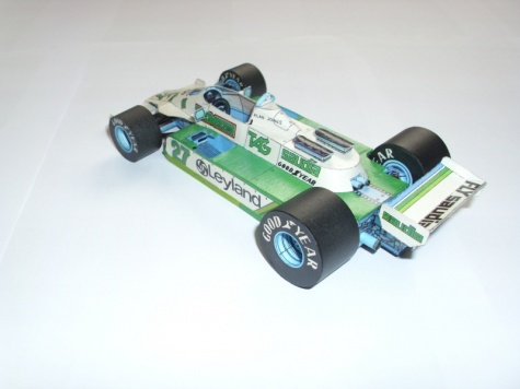 Williams FW07 B