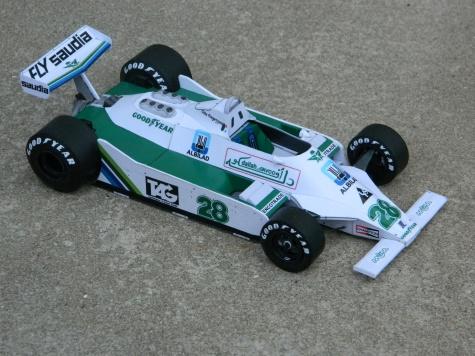 Williams FW07