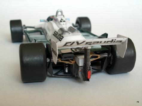 Williams FW07C