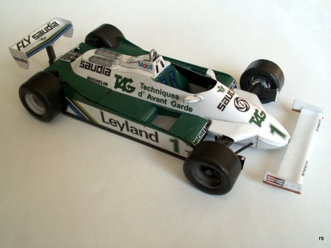 Williams FW07C