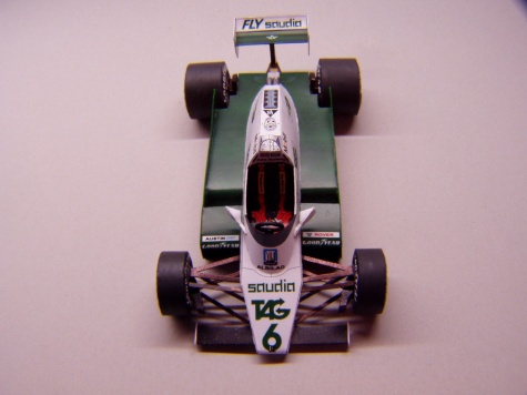 Williams FW08, 1982, Keke Rosberg