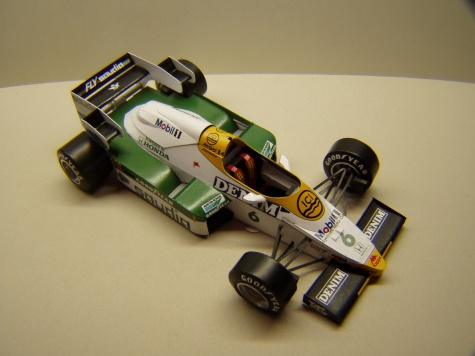 Williams FW09 Honda