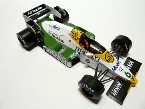Williams FW09B Honda