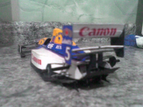 Williams FW14B 1992 (Nigel Mansell)