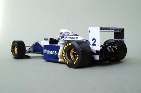 Williams FW16 (1994; Senna)