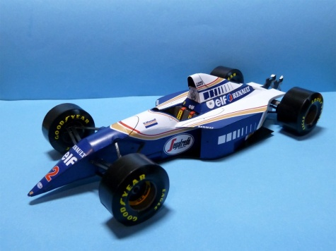 Williams FW16 GP France 1994
