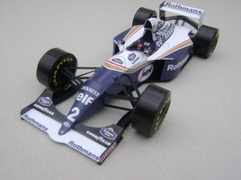 Williams FW16, 1994, A. Senna