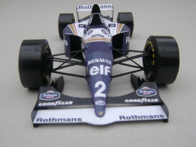 Williams FW16, 1994, A. Senna