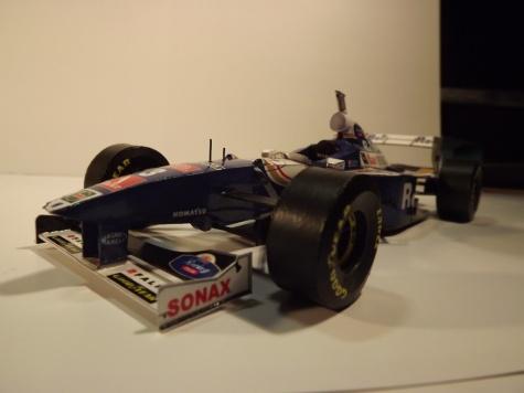 Williams FW19, GP England 1997