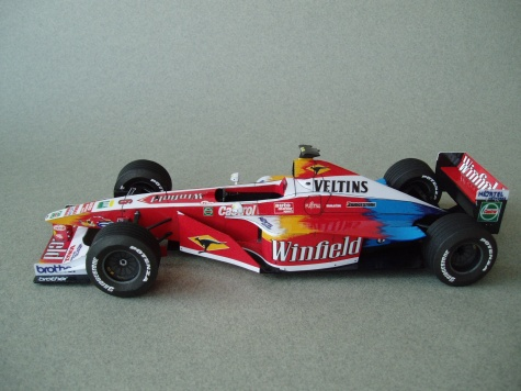 Williams FW21 (1999; Schumacher)