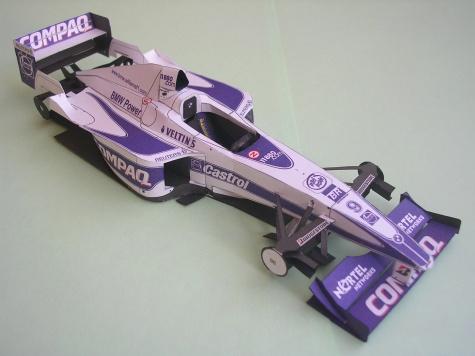 Williams FW22, 2000 Ralf Schumacher