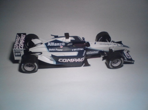 Williams FW24 - Juan Pablo Montoya (2002)