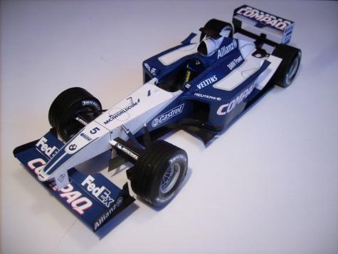 Williams FW24, Ralf Schumacher