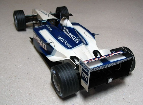 Williams FW24
