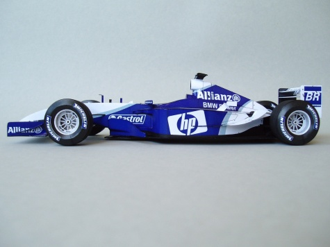 Williams FW25 (2003; Schumacher)