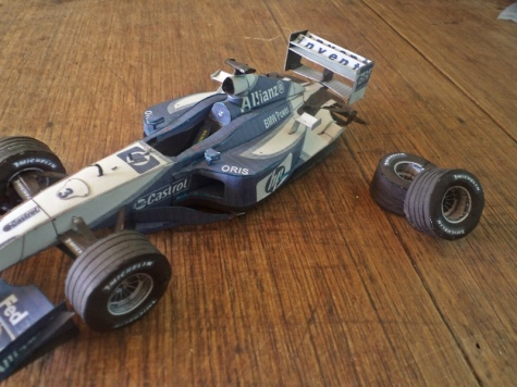 Williams FW25 2003