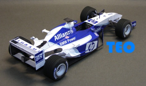 Williams FW25