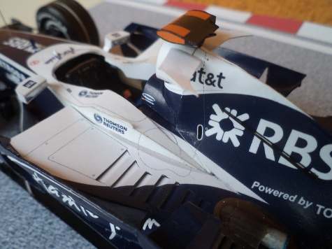 Williams FW30 (GP Singapore 2008)