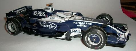WILLIAMS FW30 - BETA MK
