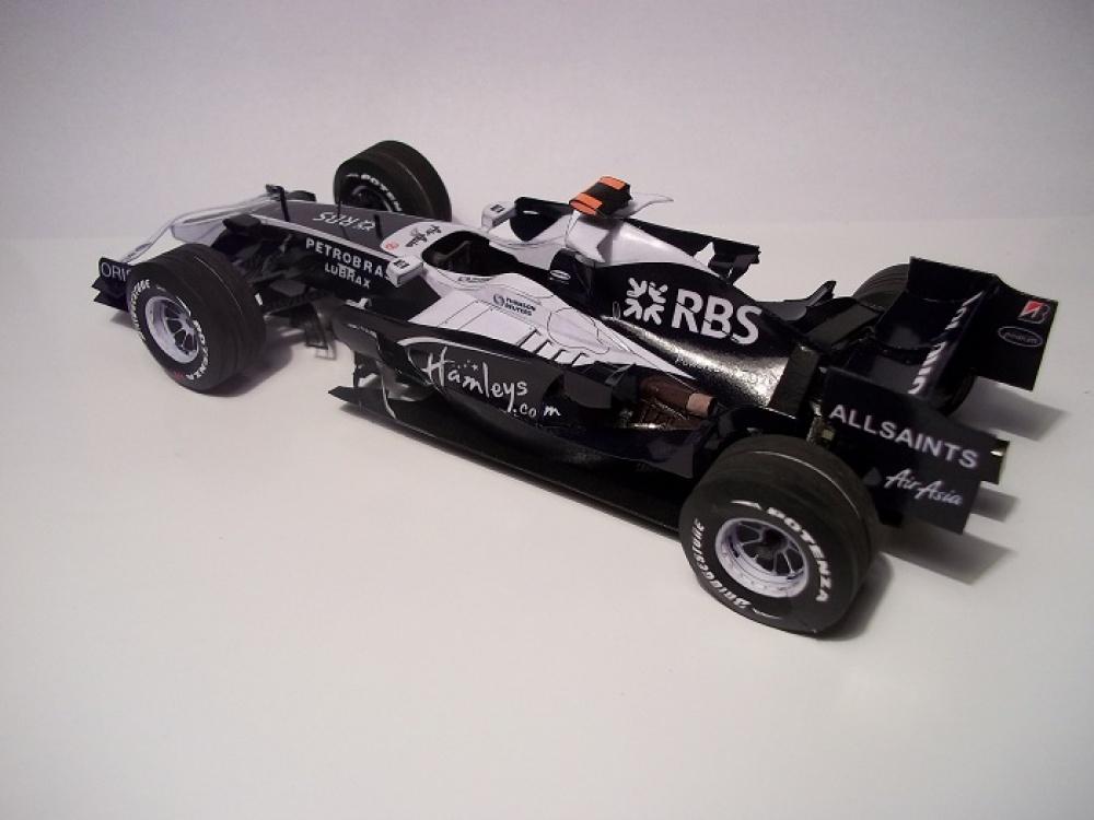 Williams FW30 - Nico Rosberg (2008)