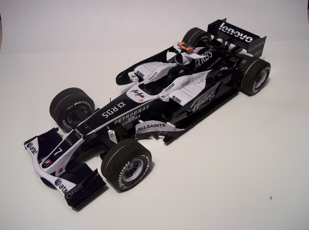 Williams FW30 - Nico Rosberg (2008)
