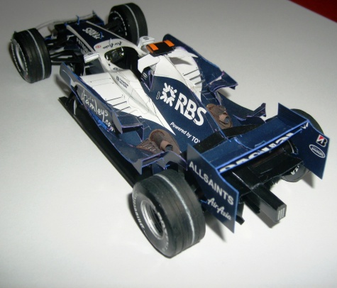 Williams FW30, Nico Rosberg