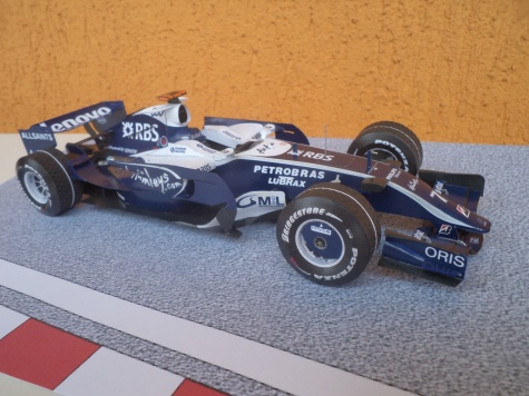 Williams FW30 (GP Italy 2008)