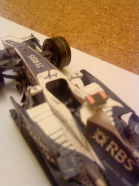 Williams FW30 Nico Rosberg