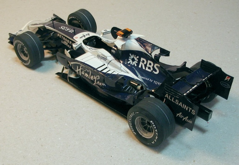 Williams FW30 (2008)