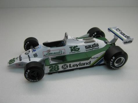 Williams FW07B