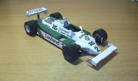 Williams FW-07C