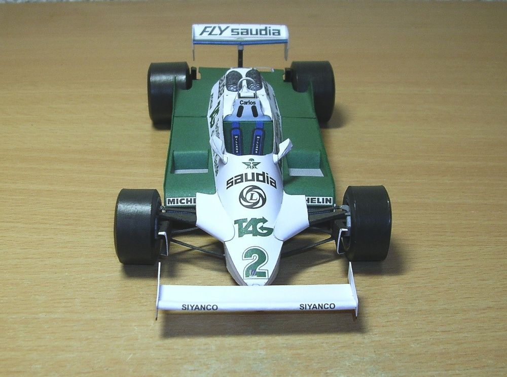 Williams FW-07C