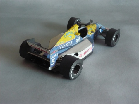 Williams FW 14B